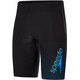 speedo Gala Logo Jammer Men Black/Neon Blue